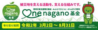 ONE NAGANO基金